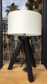 Đèn gỗ ba chân Đà Nẵng