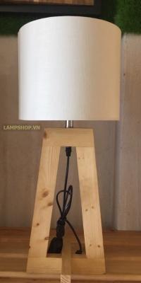 Đèn ngủ gỗ Đà Nẵng