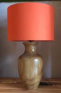 Đèn ngủ gỗ tiện Đà Nẵng