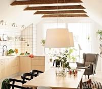 Đèn treo trần phòng ăn